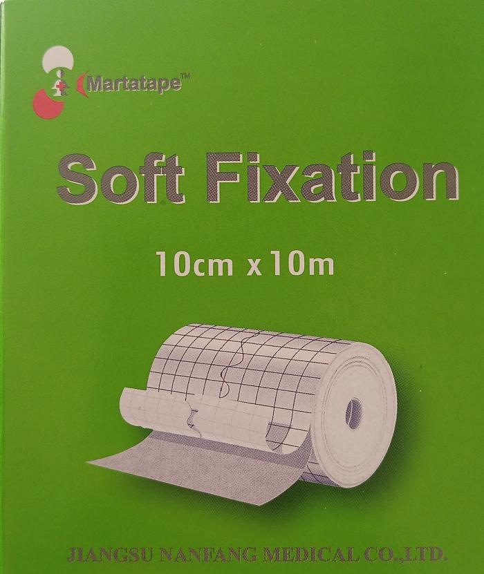 چسب حصیری (Soft Fixation)